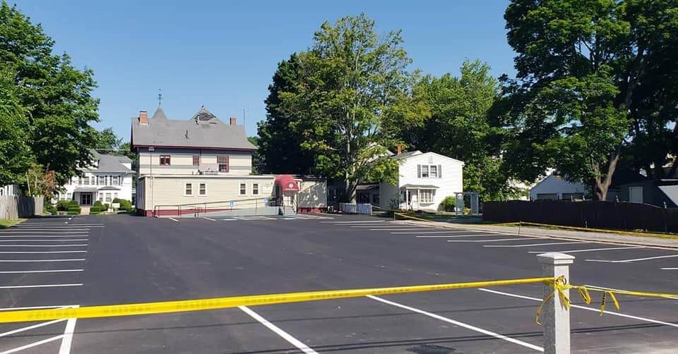 Commercial Asphalt Paving Services in Rhode Island