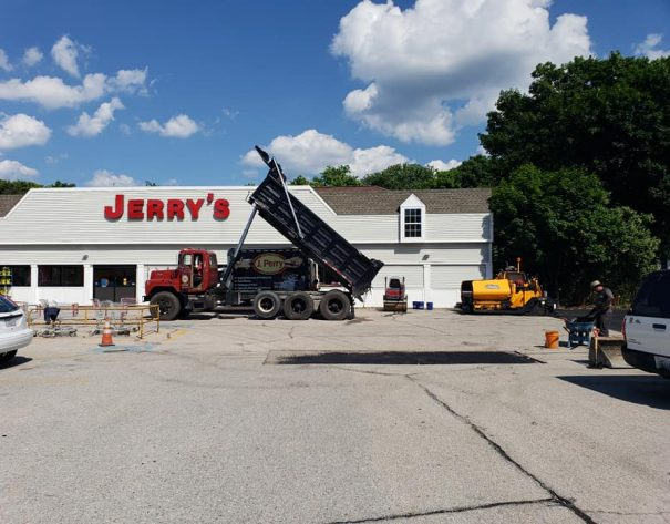 Trusted Commercial Paving Services in Rhode Island