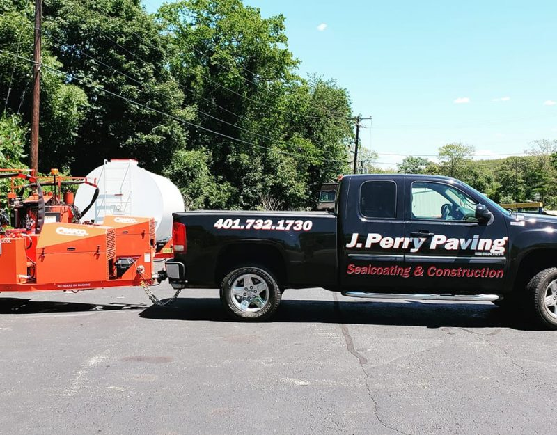 J Perry Paving - Reputable Paving Contracting Company