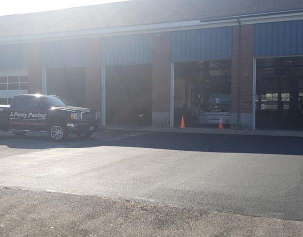 Asphalt Paving & Maintenance Services in Rhode Island