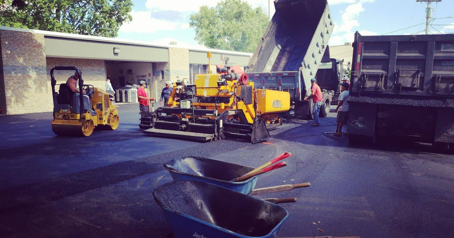 Get a Higher Quality Paving Services with J Perry Paving