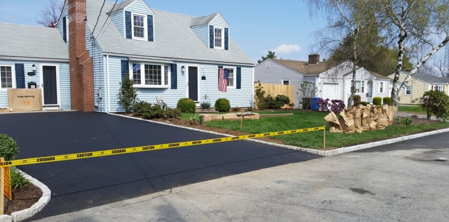 Residential Asphalt Paving Services in Rhode Island