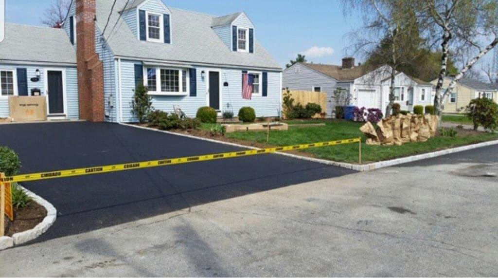 Superior Residential Paving Services in Rhode Island