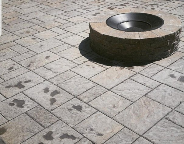Turn a Simple Paving Stone Walkway into a Focal Point for your Outdoors