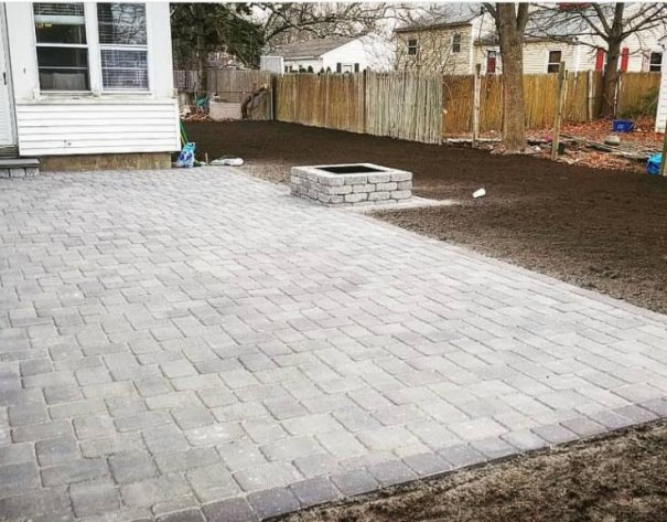 Bring your outdoor spaces back to life with J Perry Paving