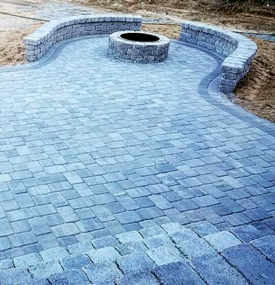 Upgrade Your Place with Beautiful Walkway - J Perry Paving