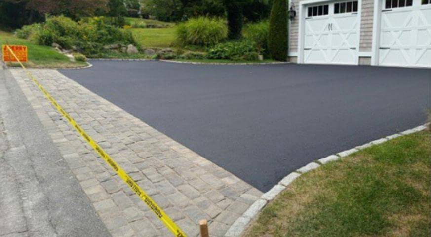 Repave your Driveway, Sidewalk with J Perry Paving