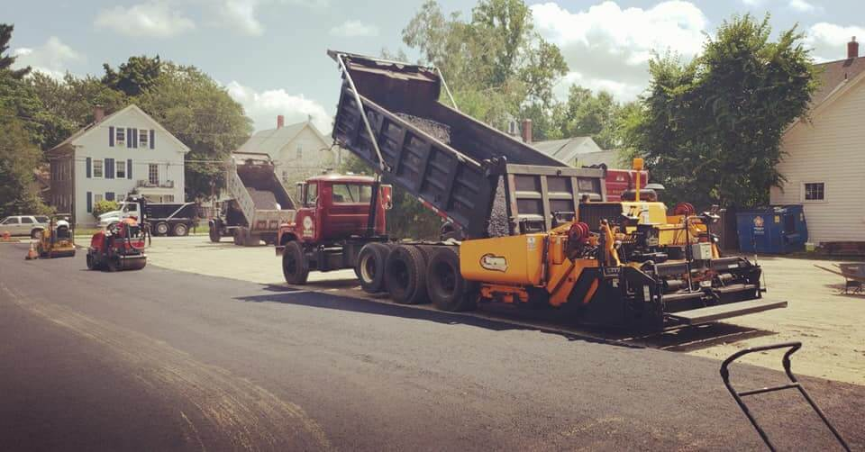 Get Your Commercial Asphalt Paving Project Done On Time & On Budget