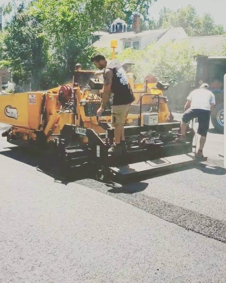 Professional Pavement Services in Rhode Island by J Perry Paving