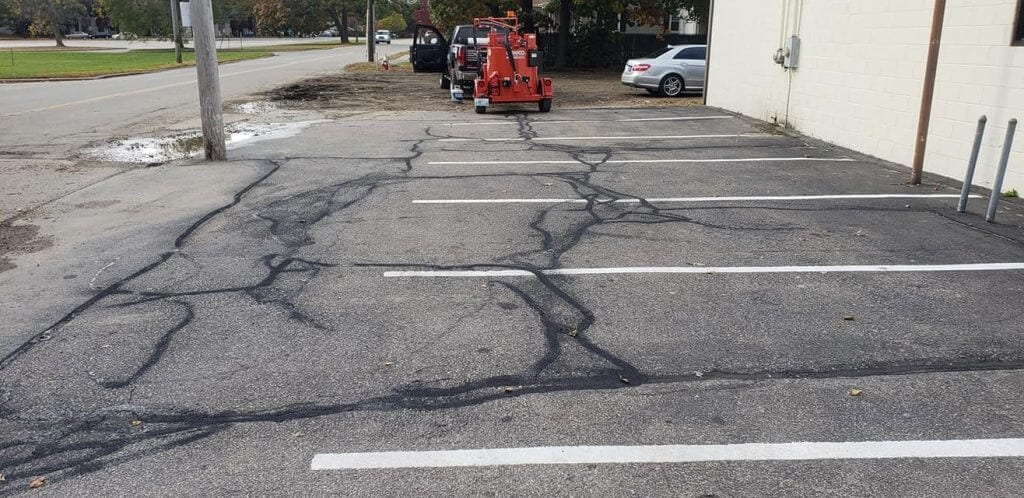 Superior Commercial Paving Services in Rhode Island