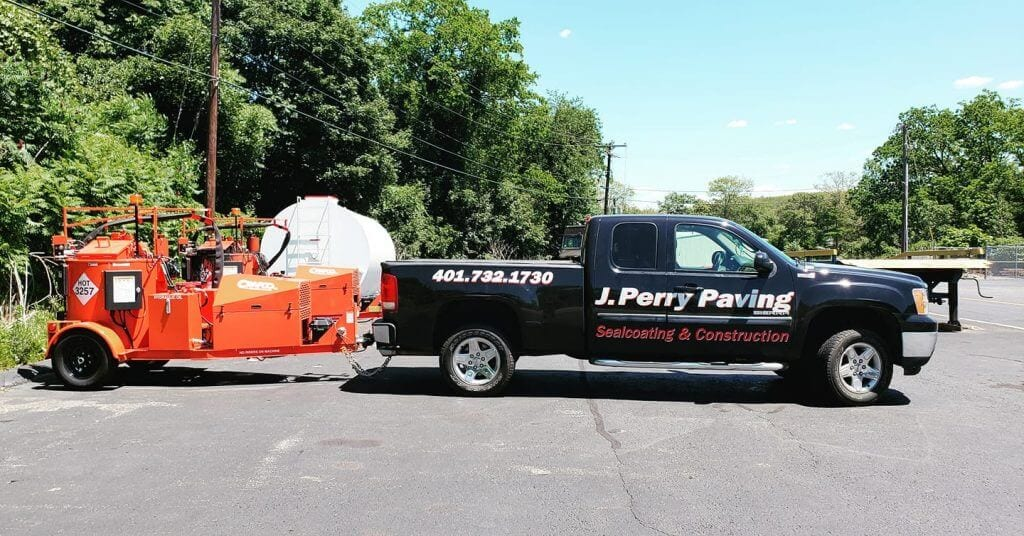 J Perry Paving –  Reputable Paving Contracting Company