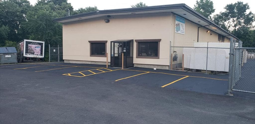 Superior Sealcoating in Rhode Island –  J Perry Paving