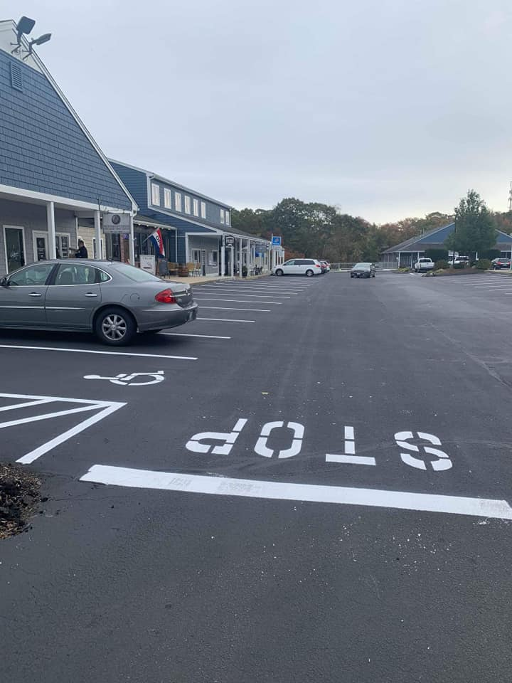 Maintain Your Parking Lot Pavement for your Property with J Perry Paving